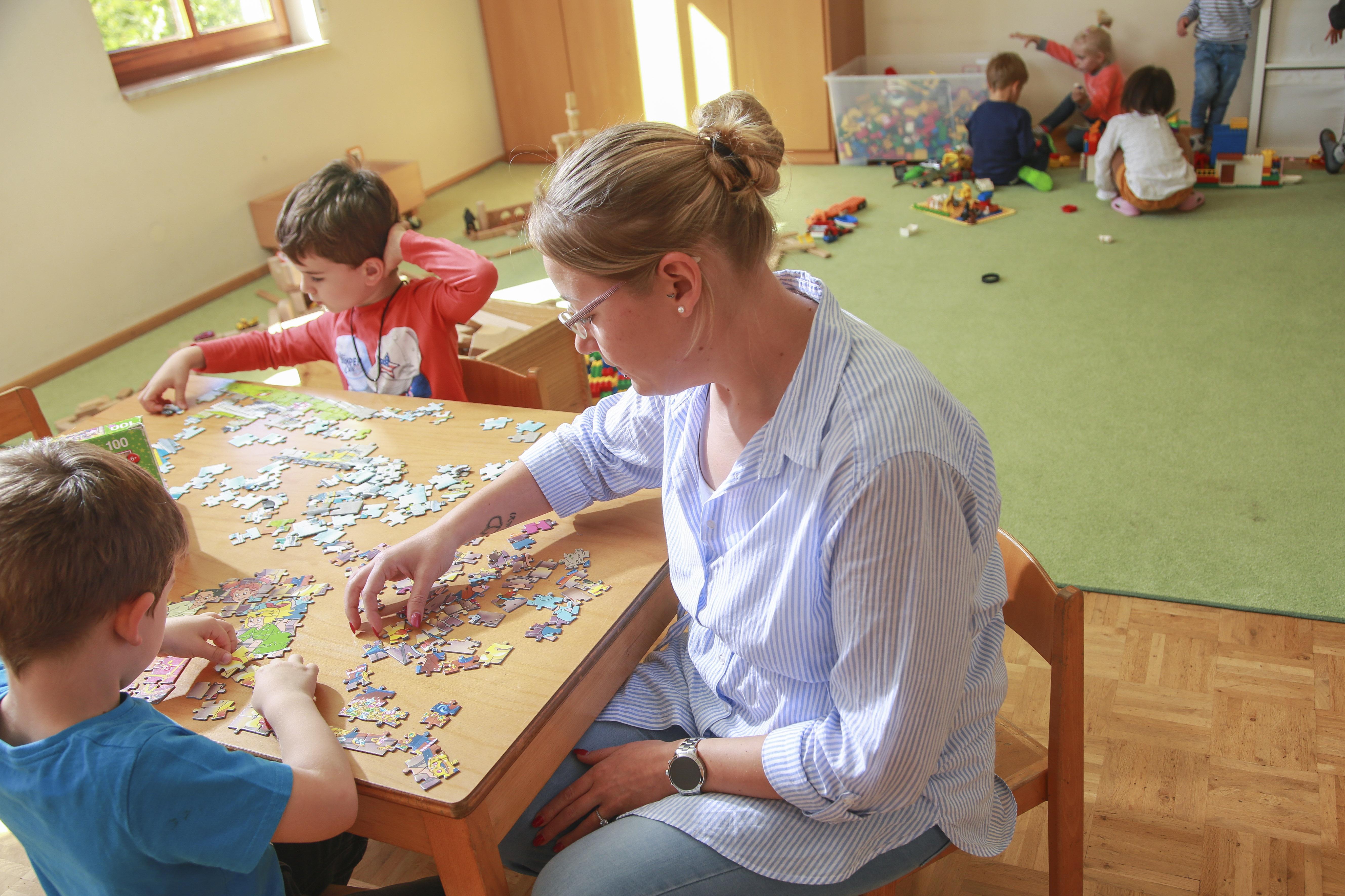 Kindergarten Baden Baden