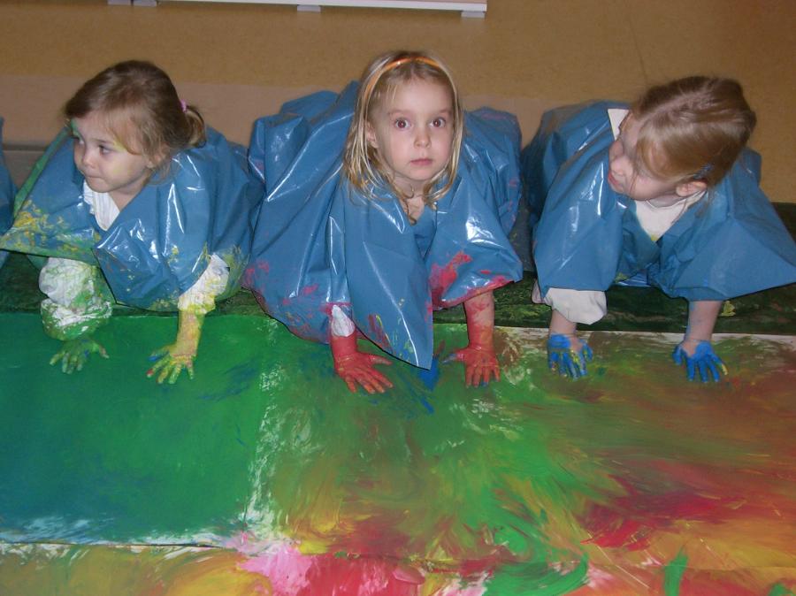 Kindergarten baden baden das haus des kindes in baden baden - Maltechniken kindergarten ...